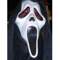 Maschera Ghost Face (dal film Scream)