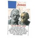 Maschera doppia di Jason del film Venerdì 13