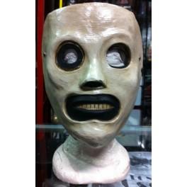 Maschera di un componente degli Slipknot (Corey)