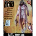 Costume Zombie Girl (Walking Dead)