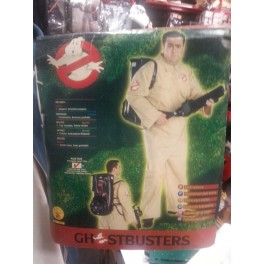 Costume da Ghostbusters