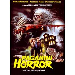 Sceneggiatura Paganini Horror