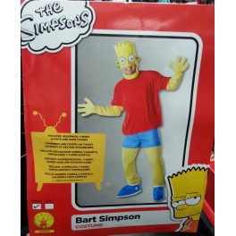 Costume Bart Simpson