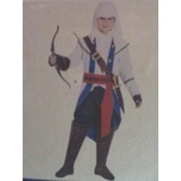 Costume Assassin's Creed (completo di armi)