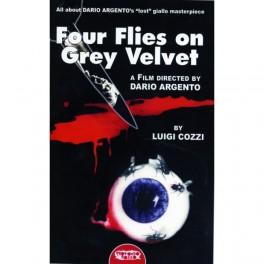 Four flies on grey velvet (Kindle - English language)