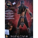 Costume Mortal Kombat
