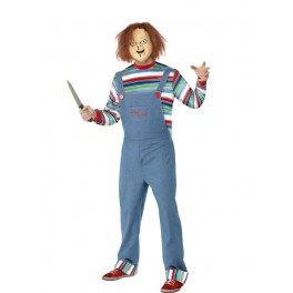 Costume Chucky - La bambola assassina (maschera compresa)