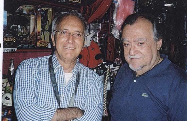 Ruggero Deodato e Lamberto Bava